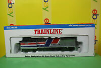 NOS WALTHERS HO Scale Amtrak #510 GE Dash 8 40BW Locomotive 931-166
