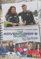 THE ADVENTURER'S GUIDE TO BRITAIN - Series 1. Gethin Jones. ITV1 (DVD 2011)