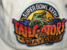 NFL Tailgate Party Super Bowl 36 Patriots vs Rams Hat (NWOT)