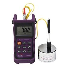 H● HT1800 Portable Rebound Leeb Hardness Tester Meter Durometer for Metal Steel.