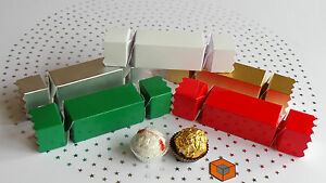 CRACKER Table Decorations~~~ Christmas Dinner / Wedding ~~~ favour boxes