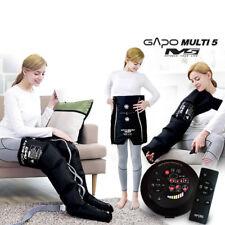 Gapo Multi5 BE Air Inflatble Pressure Massage for Leg Arm Waist Pelvis Hip Set