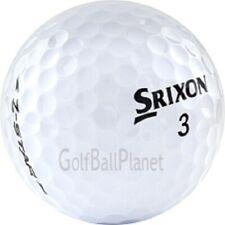 60 Srixon Z Star Mint Used Golf Balls AAAAA - Free Shipping