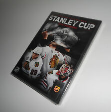 NHL: Stanley Cup Champions 2009-2010: Chicago Blackhawks (DVD NEW) Hockey Toews