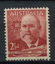 Australia 1949 Sg # 233 John señor Forrest de Bunbury Mnh #a 77487