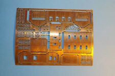 Langley Models Country Garage N Scale UNPAINTED Brass Kit A57