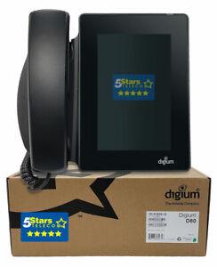 Digium D80 IP Phone (1TELD080LF) - Brand New, 1 Year Warranty