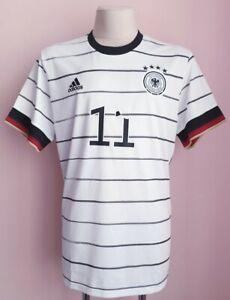 Germany 2019-2021 Home football Adidas Aeroready shirt size XL Player Issue