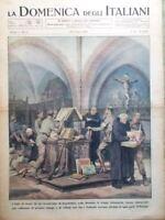 La Domenica degli Italiani o del Corriere 24 Giugno 1945 WW2 Borneo Calciatori
