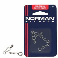 Norman Magnum Speed Clips, 5 per pack, Nip, 0065