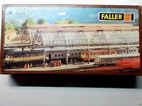 FALLER 2128 Große Bahnhofshalle aus Glas NEU in OVP Spur N C334