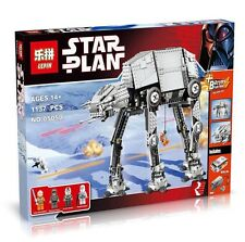 New Star War Series At-At the Robot Electric Remote Control Building Blocks Toys