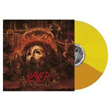 SLAYER - REPENTLESS YELLOW/ORANGE BI-COLOURED VINYL LP NEW!