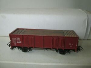 Märklin H0 Hochbordwagen der NS mit Holz beladen s.Foto o.OVP WH6319