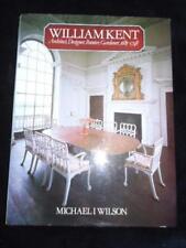 William Kent Architect Designer Painter Gardener 1685-1748 Michael Wilson HBDJ