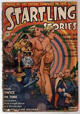 ORIGINAL May 1940 15c STARTLING STORIES Pulp Mag! 'THE BEST IN SCIENTIFICTION'