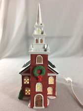 Dept 56 Old North Church New England Village Series # 5932-3 1988