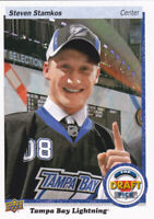 17/18 UD..STEVEN STAMKOS..TOP DRAFT PICK.# DRAFT-42.LIGHTNING.FREE COMBINED SHIP