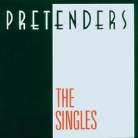 PRETENDERS - THE SINGLES  CD NEW+