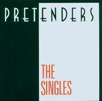 PRETENDERS - THE SINGLES  CD NEW+