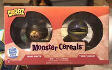 FUNKO SHOP DORBZ Monster Cereals Fruit Brute Yummy Mummy 2 Pack LE 2000