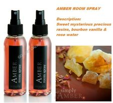 2 x Buckley & Phillips Simply Amber Room Spray Australian Made