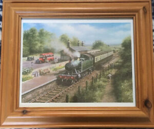 Country Connection By Don Breckon Framed Vintage Print