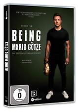 Being Mario Götze (BVB, Borussia Dortmund) DVD NEU + OVP!