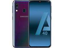 Samsung Galaxy A40 in Black Handy Dummy Attrappe Ausstellung Requisit Deko