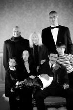 Addams Family Poster 24inx36in BLACK AND WHITE