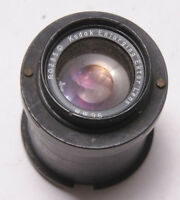 Kodak Enlarging Ektar Lens 96mm in Mount - Luminized - POOR ETCHED GLASS C358