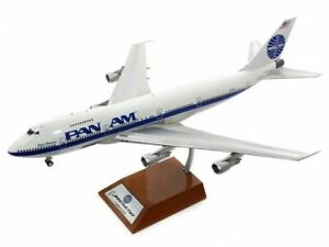 Inflight IF7420317 Pan Am B747-200 Clipper Fairwind N724PA Diecast 1/200 Model