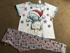 Ladies Christmas Tatty Teddy Me To You Pyjamas Size XL - New!!!