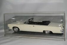 1965 Chrylser Imperial Convertible Dealer Model Car, Original