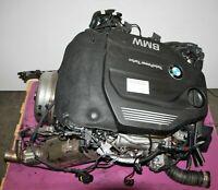 BMW Completo Motore Komplettmotoren B47D20A 2.0D 140kw F20 F22 F30 F32 F10