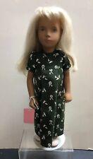 "16"" Limited Vinyl Doll Sasha Series ""Blonde Adorable"" 1976 #105 Tag #S"