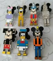 8 Bit Pixel Characters 2019 Hidden Mickey Set DLR WDW Choose a Disney Pin