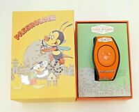 Disney Epcot Flower & Garden 2020 Passholder Magic Band Donald Duck Spike Bee