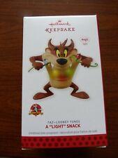 "Hallmark Keepsake Ornament - Taz Looney Tunes - A ""Light"" Snack"