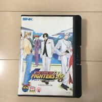 THE KING OF FIGHTERS 98 Ref/2015 NEO GEO AES FREE SHIPPING SNK neogeo JAPAN