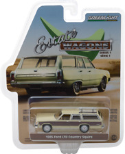 GREENLIGHT ESTATE WAGON 1985 FORD LTD COUNTRY SQUIRE W/ WOOD PANELING