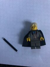 LEGO Harry Potter: Lucius Malfoy Minifigure