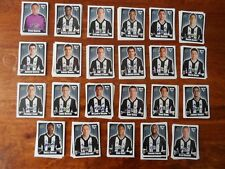 MERLIN F.A. PREMIER LEAGUE 2003 - NEWCASTLE UNITED - PLAYER STICKERS