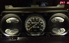 Dodge Ram Ramcharger Cummins Gauge Cluster White Led Dash Light Upgrade Kit 93