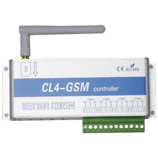 4 Channel Relay CL4-GSM SMS GSM APP Wireless Controller GSM Receiver and S E8I0