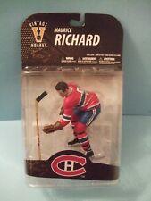 "Maurice ""Rocket"" Richard Montreal Canadiens NHL Legends series 7 by McFarlane"