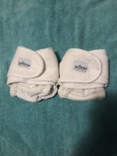 Pooters Snapless Fitted Diapers, Lot of 2