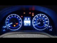 Speedometer Cluster MPH Sedan Fits 11-13 INFINITI G37 1823689