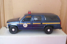 1/24 SCALE SUPERIOR 1993 CHEVY SUBURBAN NEW YORK STATE POLICE SUV