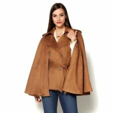 3322bfa4f9c Plus Size Cape Coats